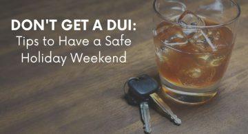 blog image of car keys beside whiskey glass